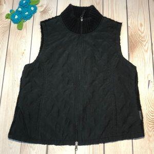 Columbia women's knit back vest